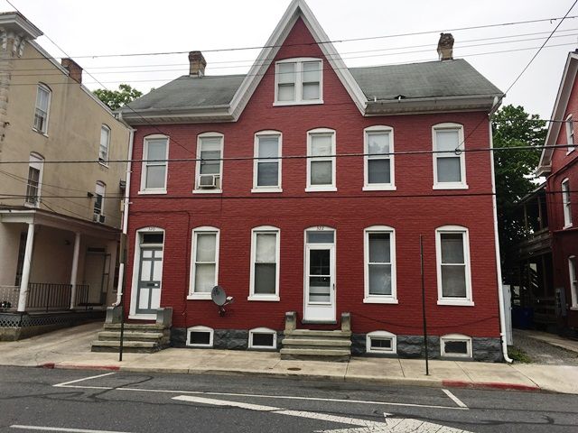 Exterior: Apartment Building For Sale In Hagerstown