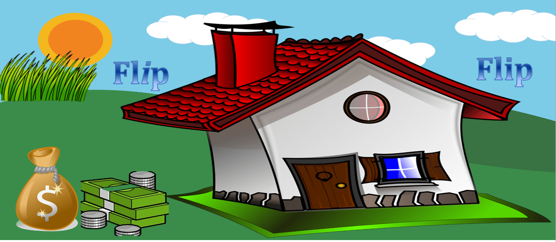 Flipping houses 5 things house flippers must have for Is it easy to flip houses