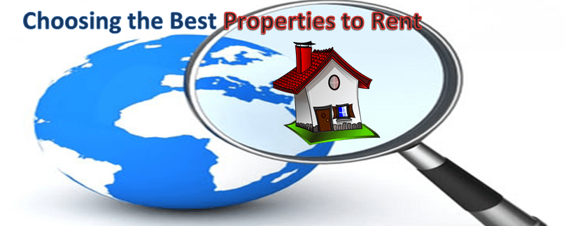 Best Properties to Rent