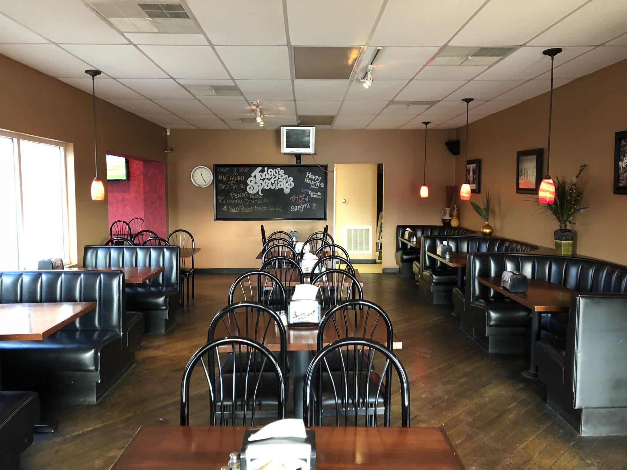 Restaurant Pizza & Grill