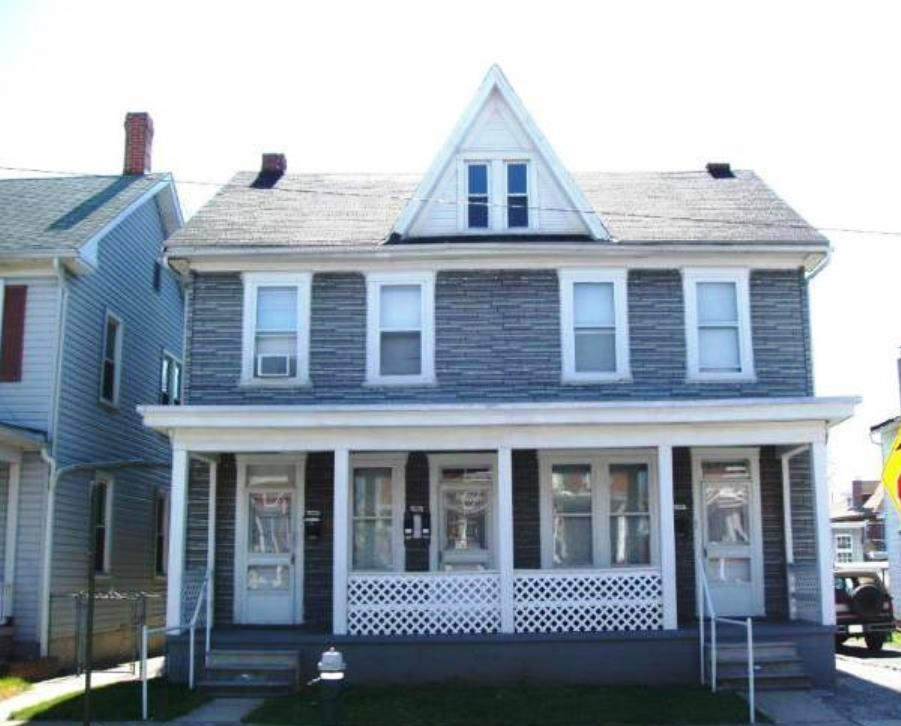 VALUE-ADD Opportunity 422-424 McDowell St, Hagerstown