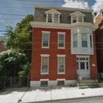 619 W Franklin St all brick building